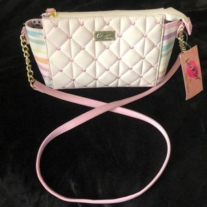 Betsey Johnson crossbody purse/bag